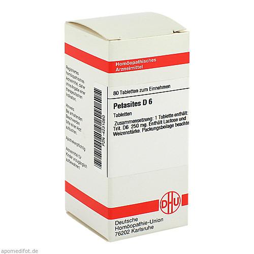 PETASITES D 6, 80 ST, Dhu-Arzneimittel GmbH & Co. KG