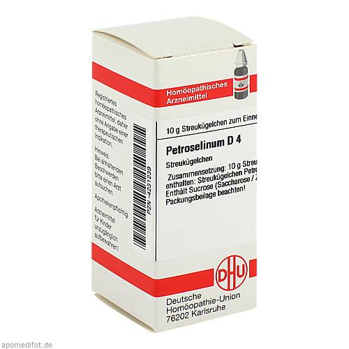 PETROSELINUM D 4, 10 G, Dhu-Arzneimittel GmbH & Co. KG