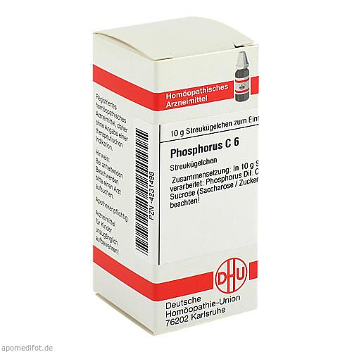 PHOSPHORUS C 6, 10 G, Dhu-Arzneimittel GmbH & Co. KG