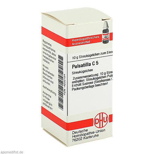 PULSATILLA C 5, 10 G, Dhu-Arzneimittel GmbH & Co. KG