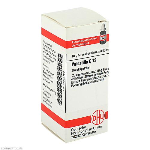 PULSATILLA C12, 10 G, Dhu-Arzneimittel GmbH & Co. KG