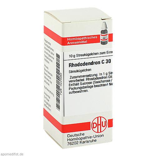 RHODODENDRON C30, 10 G, Dhu-Arzneimittel GmbH & Co. KG