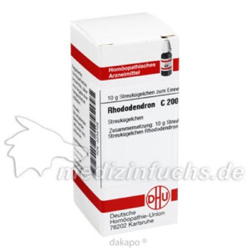 RHODODENDRON C200, 10 G, Dhu-Arzneimittel GmbH & Co. KG