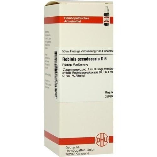 ROBINIA PSEUD D 6, 50 ML, Dhu-Arzneimittel GmbH & Co. KG