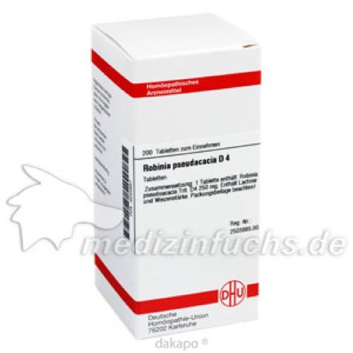 ROBINIA PSEUD D 4, 200 ST, Dhu-Arzneimittel GmbH & Co. KG