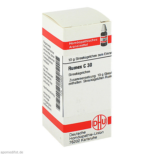 RUMEX C30, 10 G, Dhu-Arzneimittel GmbH & Co. KG