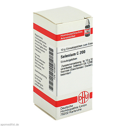 SELENIUM C200, 10 G, Dhu-Arzneimittel GmbH & Co. KG