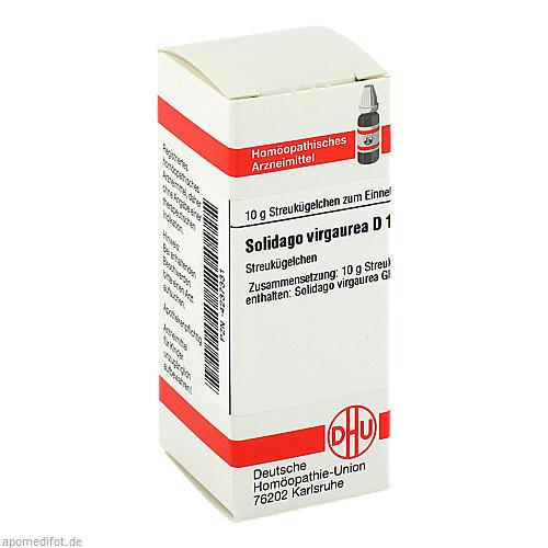 SOLIDAGO VIRGA D12, 10 G, Dhu-Arzneimittel GmbH & Co. KG