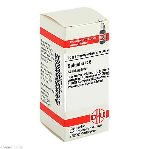 SPIGELIA C 6, 10 G, Dhu-Arzneimittel GmbH & Co. KG