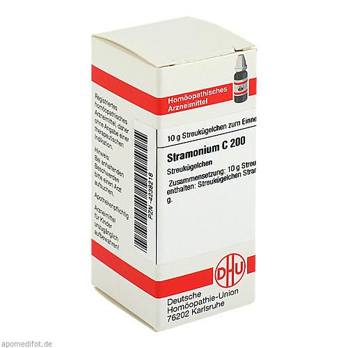 STRAMONIUM C200, 10 G, Dhu-Arzneimittel GmbH & Co. KG