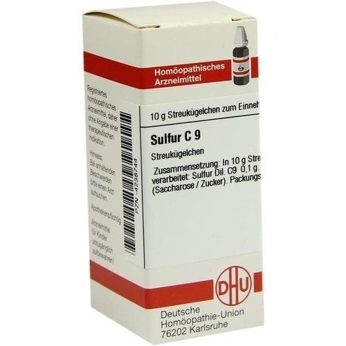 SULFUR C 9, 10 G, Dhu-Arzneimittel GmbH & Co. KG