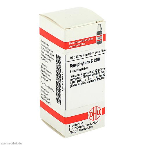 SYMPHYTUM C200, 10 G, Dhu-Arzneimittel GmbH & Co. KG