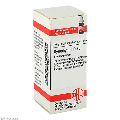 SYMPHYTUM D30, 10 G, Dhu-Arzneimittel GmbH & Co. KG