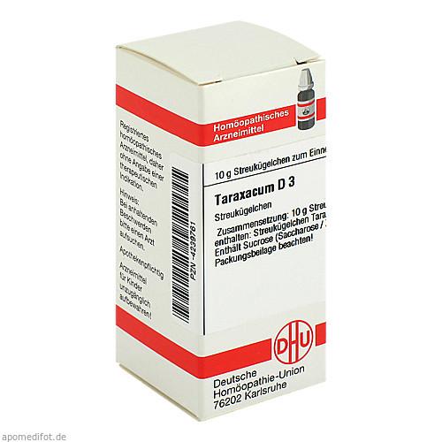 TARAXACUM D 3, 10 G, Dhu-Arzneimittel GmbH & Co. KG