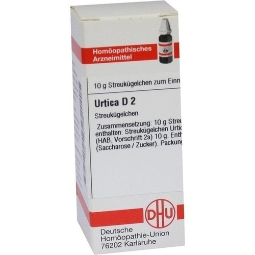 URTICA D 2, 10 G, Dhu-Arzneimittel GmbH & Co. KG