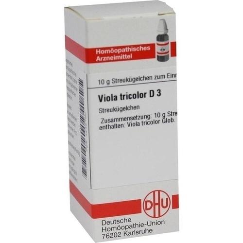 VIOLA TRICOLOR D 3, 10 G, Dhu-Arzneimittel GmbH & Co. KG