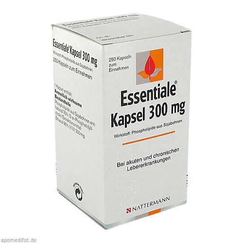 Essentiale Kapseln 300mg, 250 ST, MCM KLOSTERFRAU Vertr. GmbH