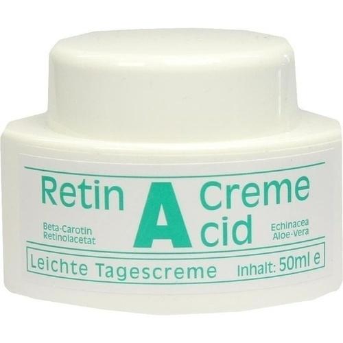 RETIN A CID LEICHTE TAGESCREME, 50 ML, Isar Pharm Austria Vertriebsges.Mbh