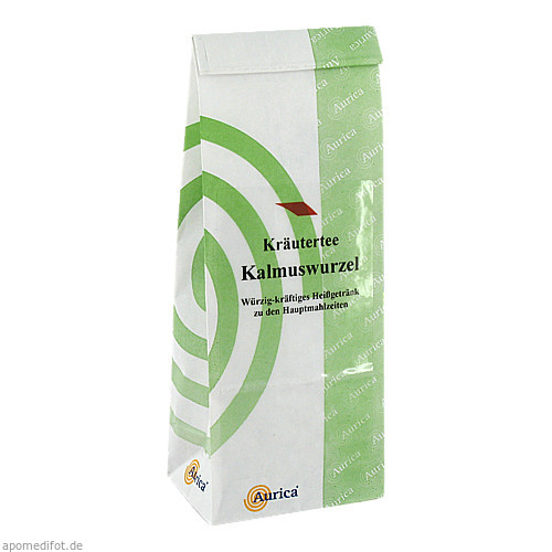 KALMUSWURZELTEE AURICA, 80 G, AURICA Naturheilmittel und Naturwaren GmbH