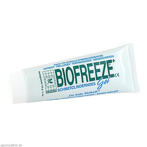Biofreeze-Schmerzlinderndes Gel Tube, 110 G, Ludwig Artzt GmbH
