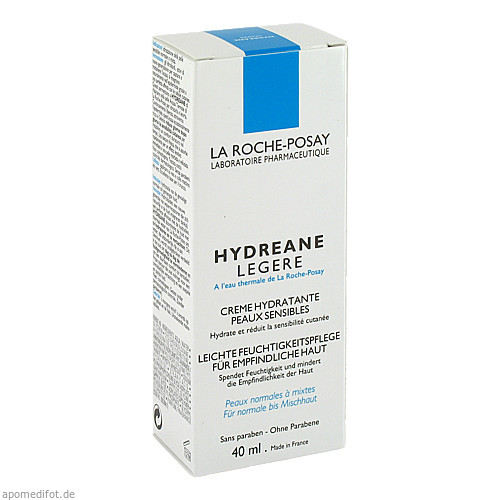 Roche Posay Hydreane leicht, 40 ML, L'oreal Deutschland GmbH