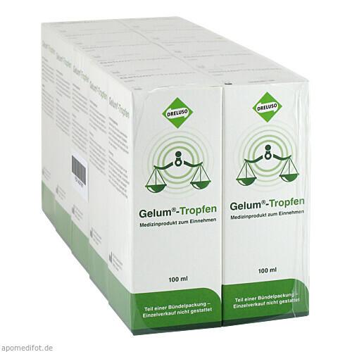 Gelum-Tropfen, 1000 ML, Dreluso-Pharmazeutika Dr.Elten & Sohn GmbH