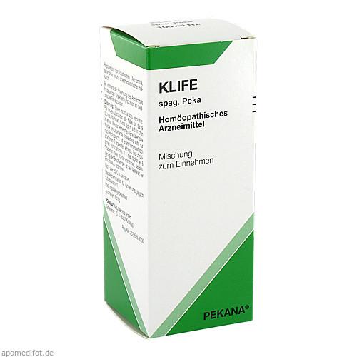 KLIFE spag. Peka, 100 ML, Pekana Naturheilmittel GmbH