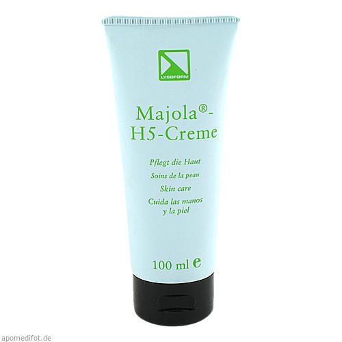 MAJOLA H 5 Creme, 100 ML, LYSOFORM
