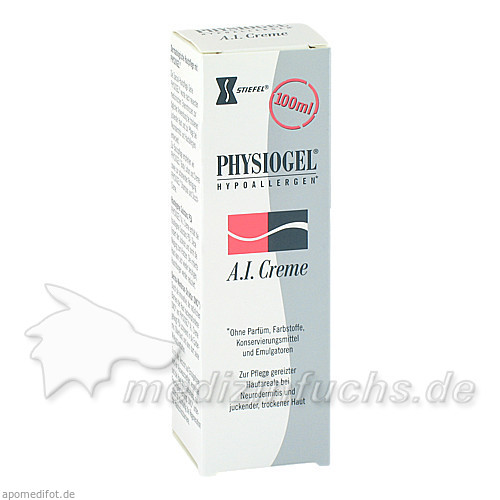 PHYSIOGEL A.I. Creme, 100 ML, GlaxoSmithKline Consumer Healthcare GmbH & Co. KG