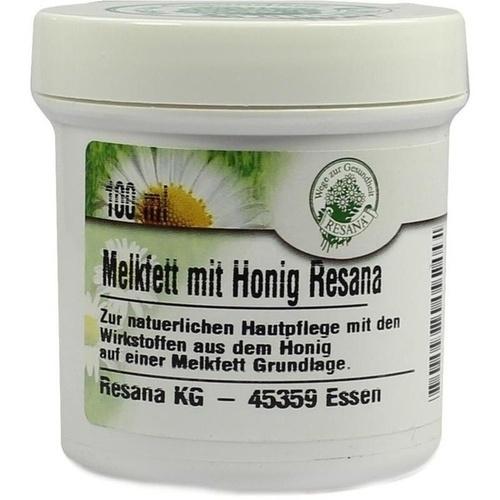 MELKFETT RESANA M HONIG, 100 ML, Resana GmbH