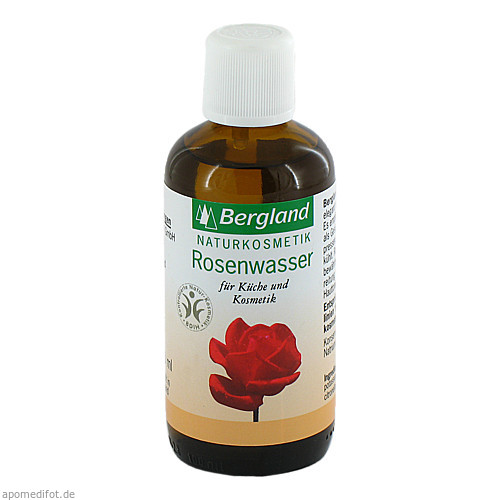 Rosenwasser, 100 ML, Bergland-Pharma GmbH & Co. KG
