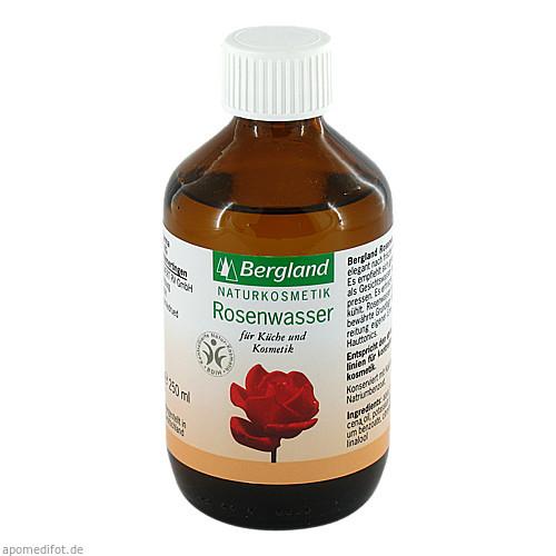 Rosenwasser, 250 ML, Bergland-Pharma GmbH & Co. KG