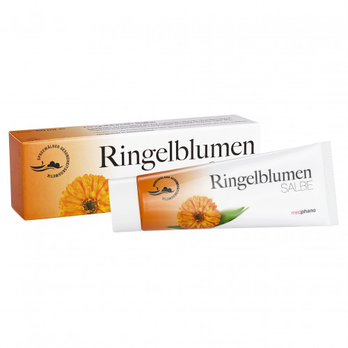 RINGELBLUMENSALBE, 50 ML, Abanta Pharma GmbH