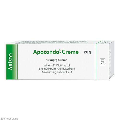 APOCANDA, 20 G, Aristo Pharma GmbH