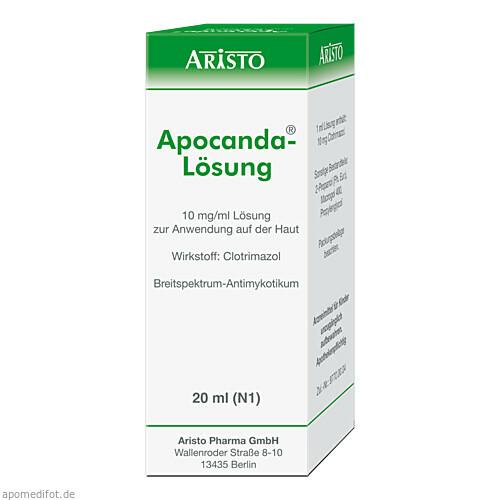 APOCANDA, 20 ML, Aristo Pharma GmbH