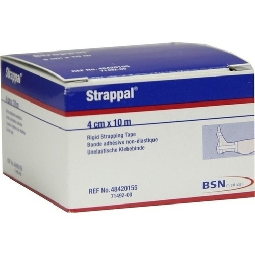 STRAPPAL TAPEVERB 10MX4.00, 1 ST, Bsn Medical GmbH