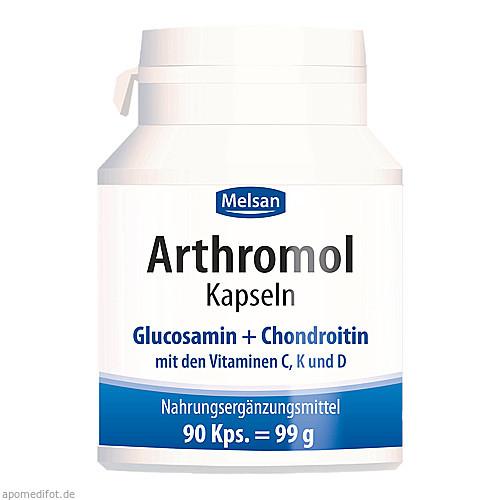ARTHROMOL Kapseln, 90 ST, Pharma Peter GmbH