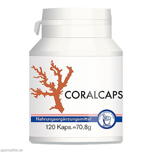 CORALCAPS, 120 ST, Pharma-Peter GmbH