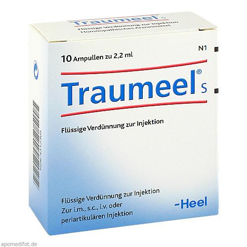 TRAUMEEL S, 10 ST, Biologische Heilmittel Heel GmbH