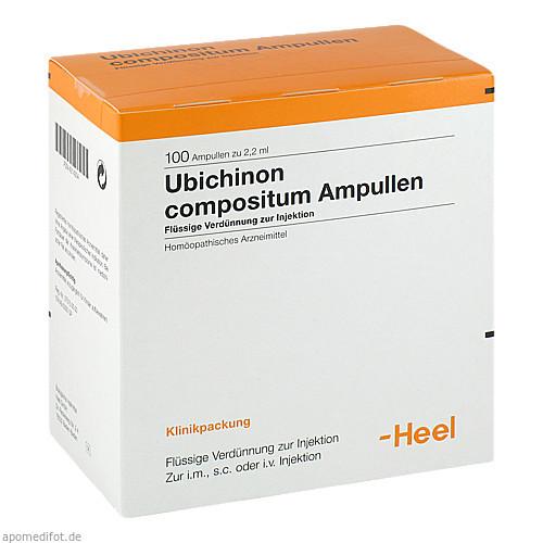 UBICHINON COMP, 100 ST, Biologische Heilmittel Heel GmbH