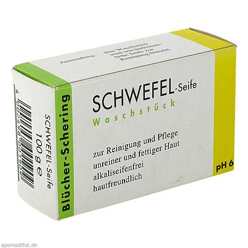 SCHWEFEL SEIFE BLUECHER SCHERING, 100 G, Blücher-Schering GmbH & Co. KG