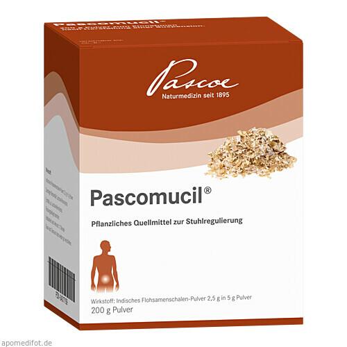 PASCOMUCIL Pulver, 200 G, PASCOE pharmazeutische Präparate GmbH