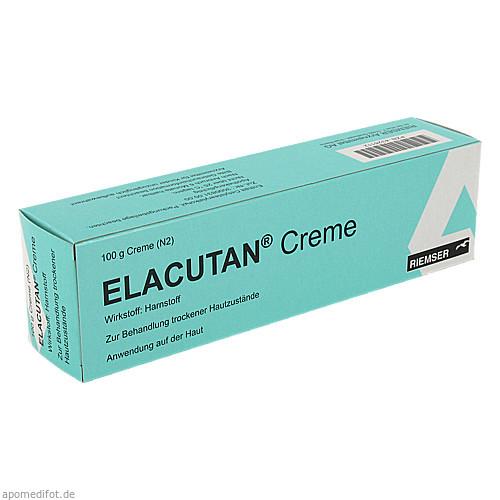 ELACUTAN CREME, 100 G, Riemser Pharma GmbH