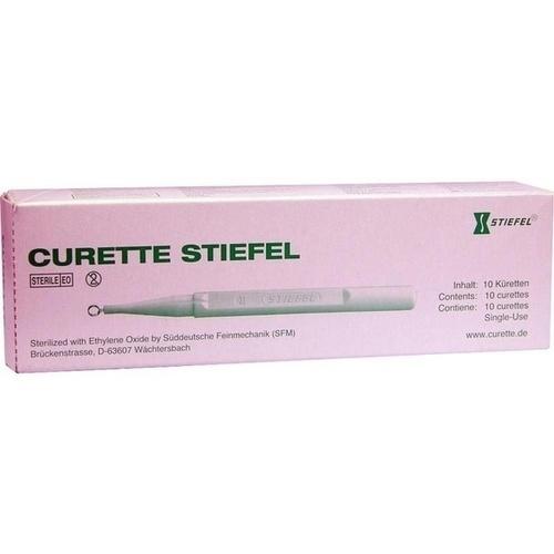 CURETTE STIEFEL 7MM, 10 ST, GlaxoSmithKline GmbH & Co. KG