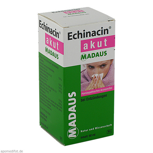 Echinacin akut, 50 ML, MEDA Pharma GmbH & Co.KG