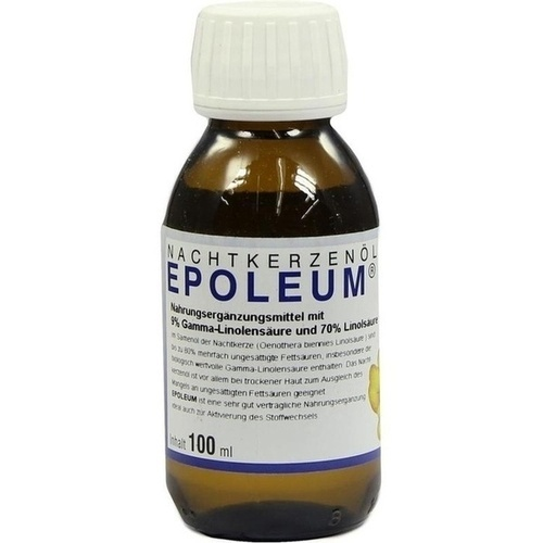 Nachtkerzenoel Epoleum, 100 ML, Pg Naturpharma GmbH