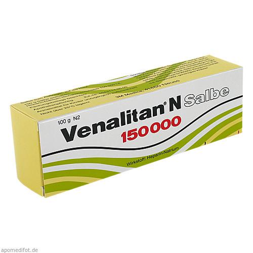 VENALITAN 150000 N, 100 G, Meda Pharma GmbH & Co. KG