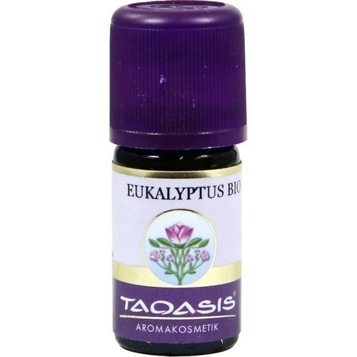 Eukalyptus Bio, 5 ML, Taoasis GmbH Natur Duft Manufaktur