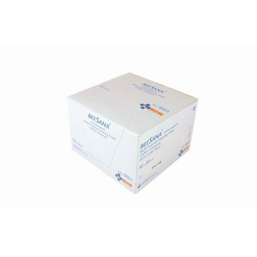 BEESANA Universaltuch 30cmx30cm, 50 ST, Meditrade GmbH