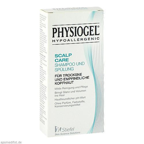 PHYSIOGEL Scalp Care Shampoo und Spülung, 150 ML, GlaxoSmithKline Consumer Healthcare GmbH & Co. KG
